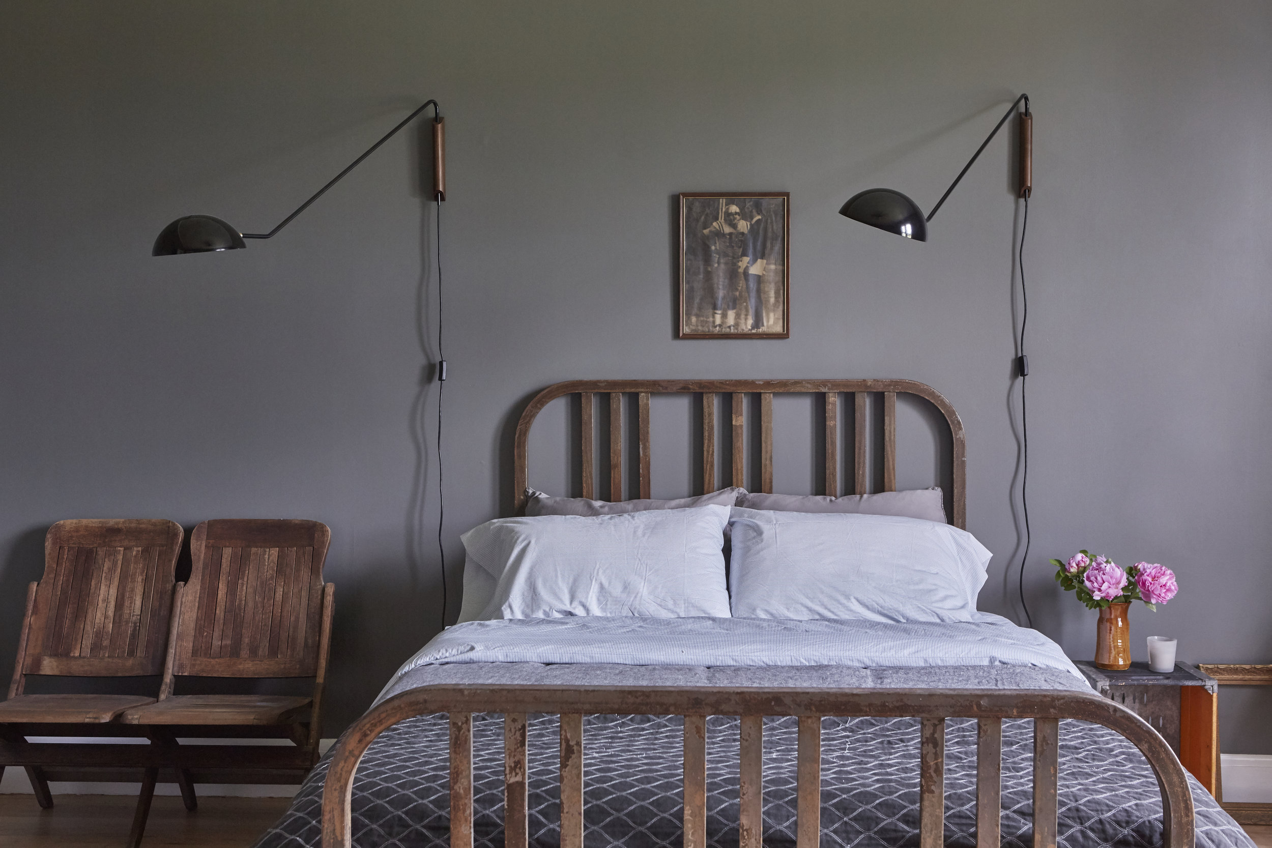 Modern Rustic Room
