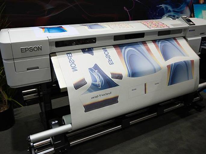 custom screen printing process