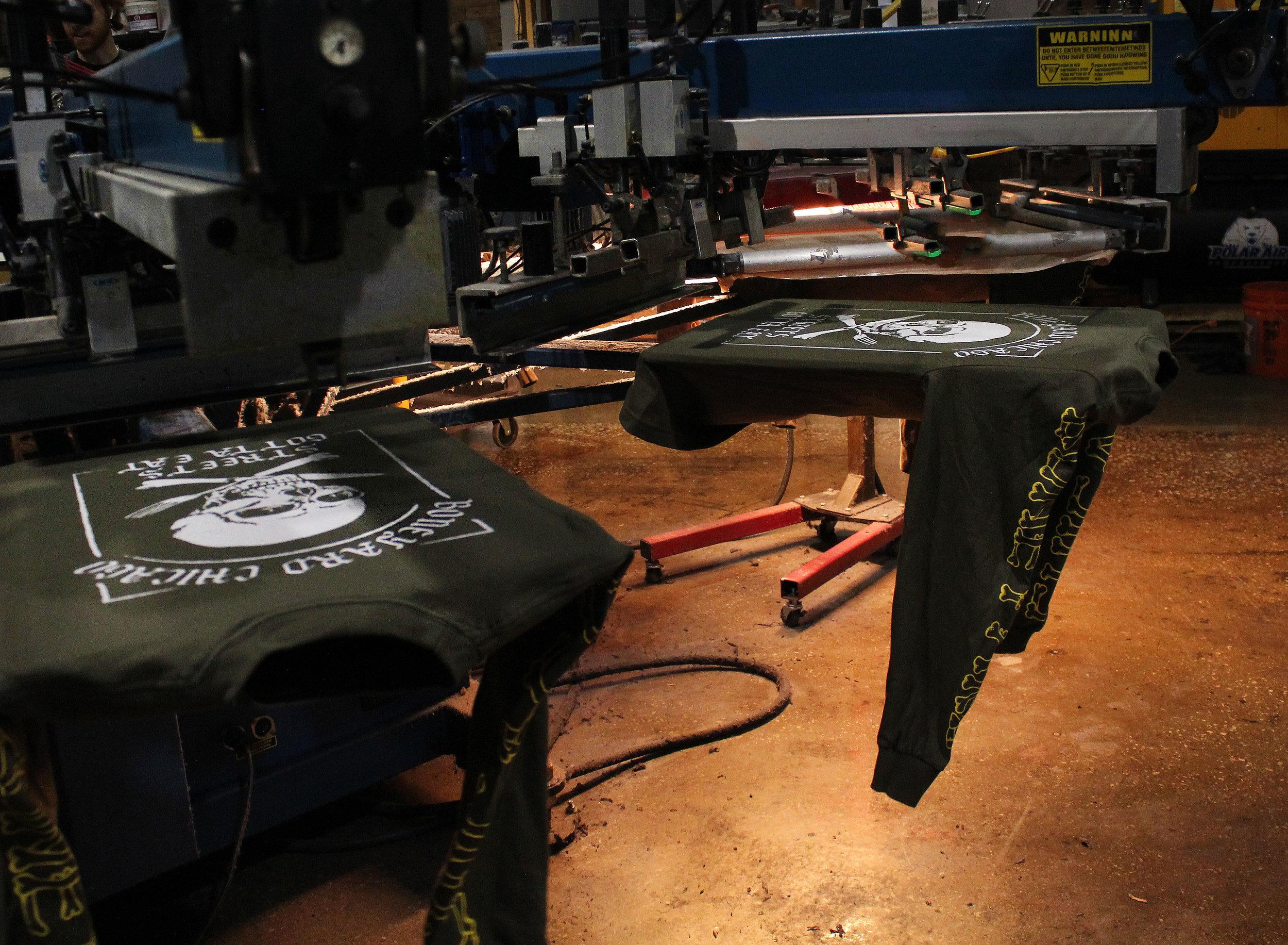 Chicago Custom Screen Printing