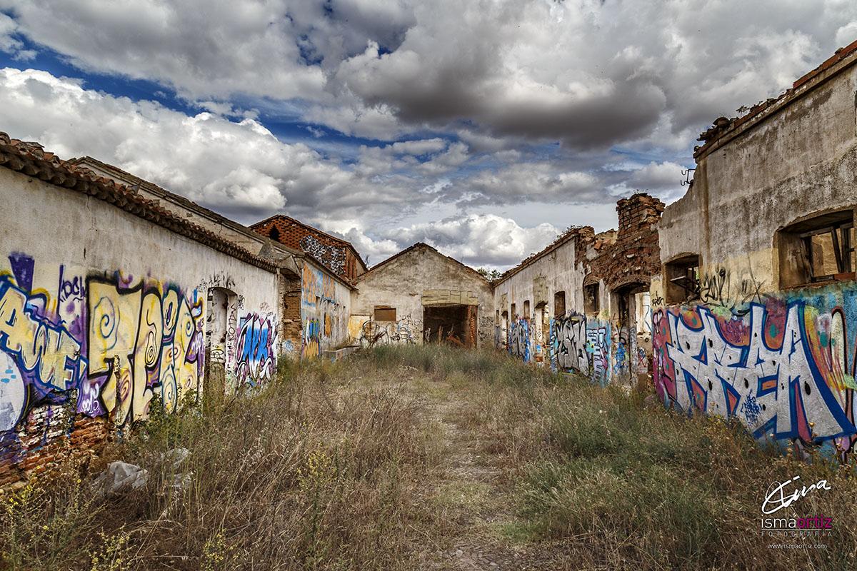Caminando Entre Ruinas (Walking Among Ruins)