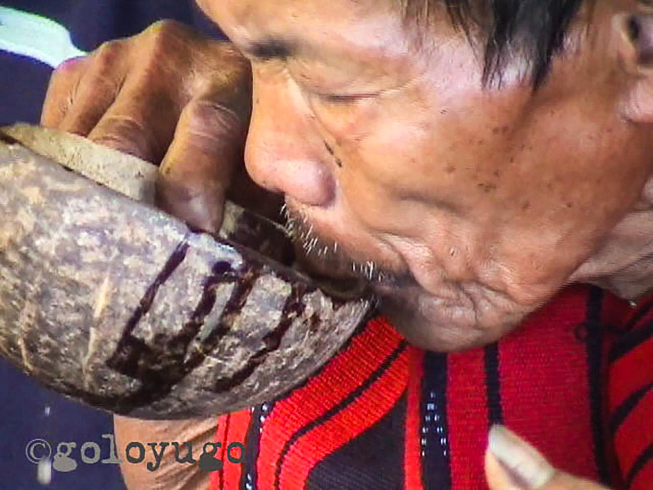 Rice Wine (Ifugao)  Location: Banawe, Philippines