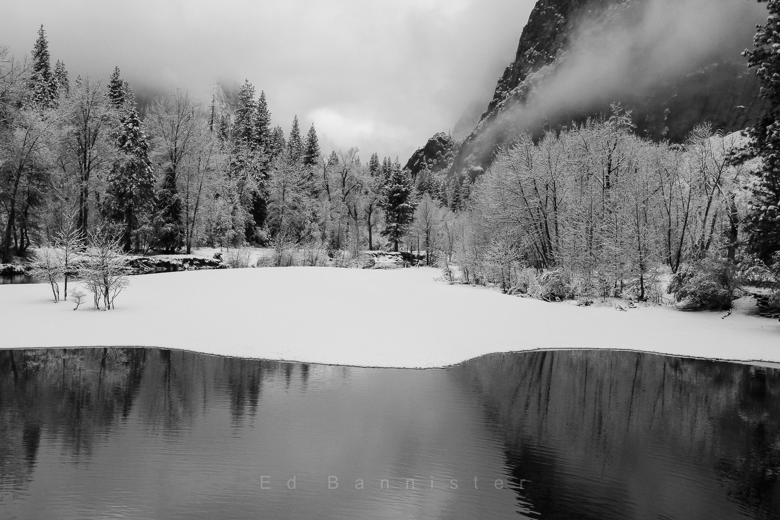 Quiet Passion  Location: Merced River, Yosemite, CA, USA