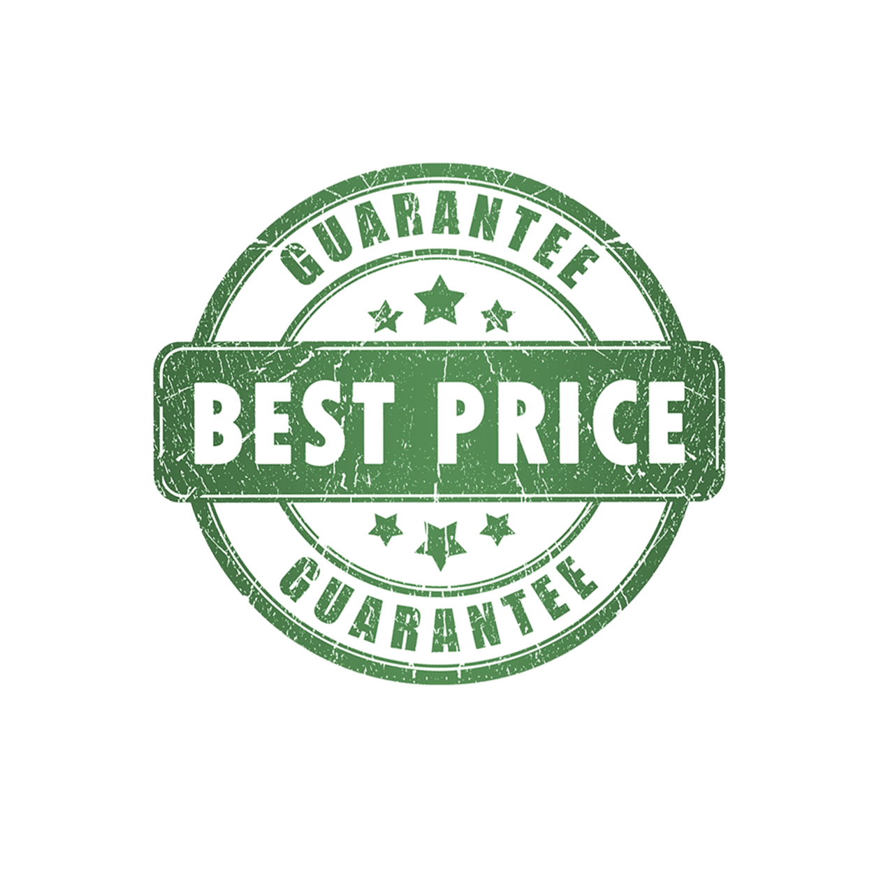 You will not find a better price for equal products and services anywhere. If you can,we will refund the difference.