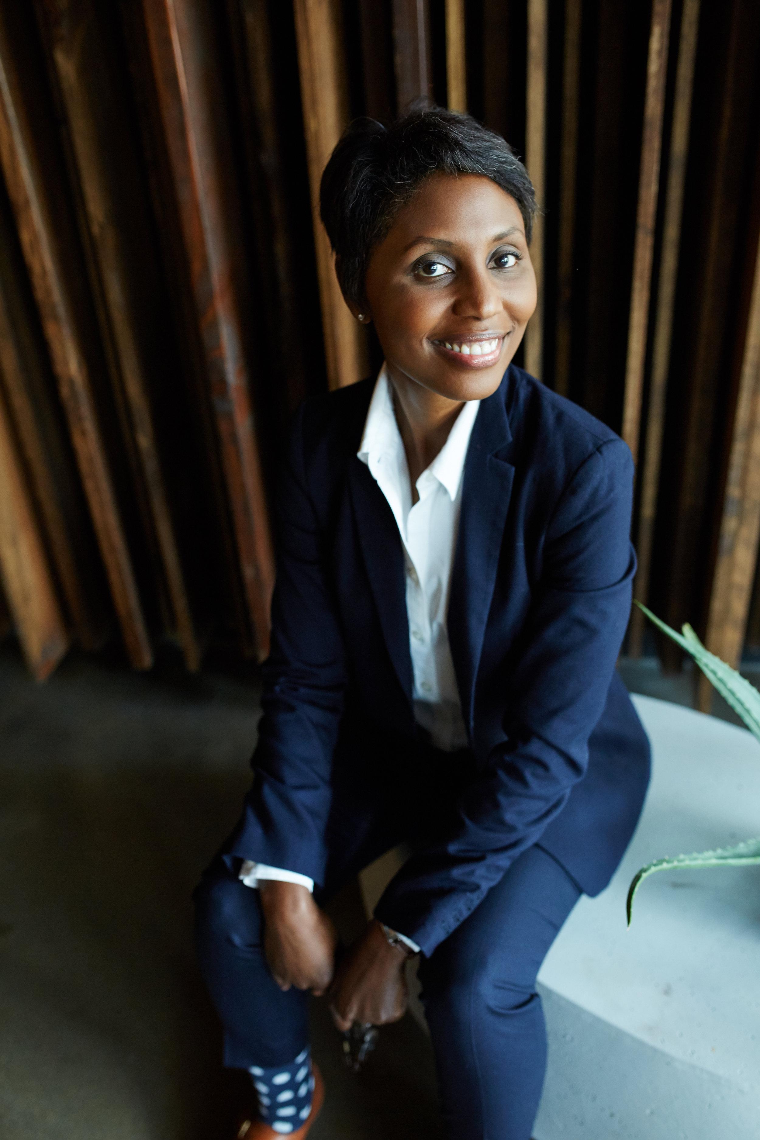 Angela J Grayson (Principal, Precipice IP, PLLC) in Above The Law