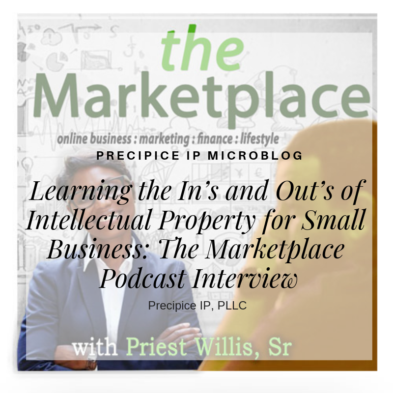 The Marketplace Podcast with Precipice IP.png