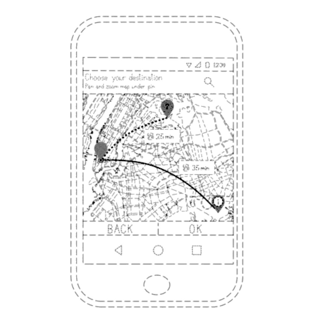 U.S. Design Patent No.  USD820855