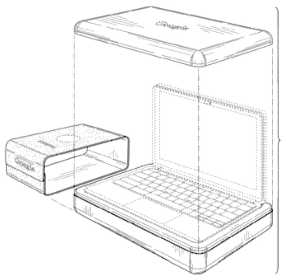 U.S. Design Patent No.  USD746671
