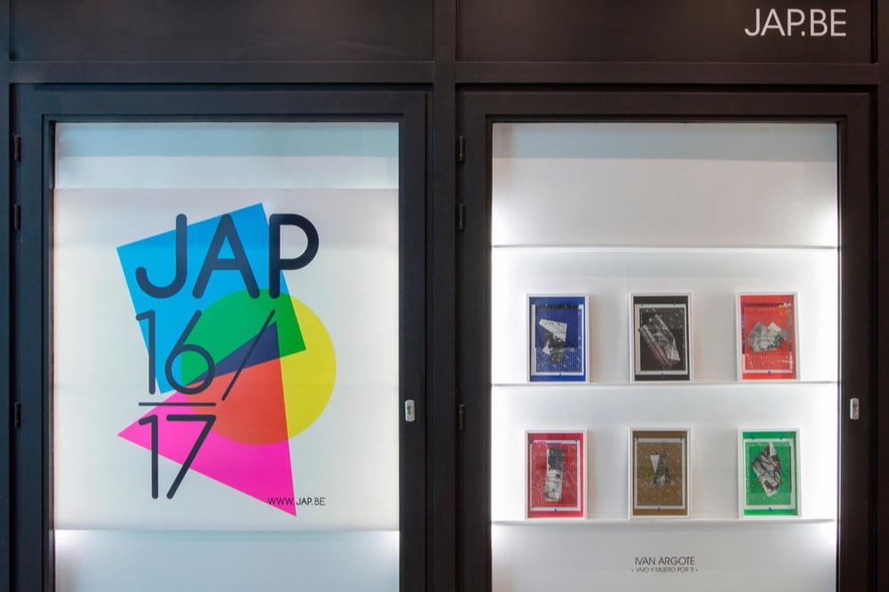 JAP (jeunesse et arts plastiques)Window B -