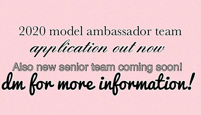 NOW BOOKING FOR 2020 TEEN MODEL AMBASSADOR TEAM! Contact me for details and application! Erica@ericalandphotography.com. This year will be the BEST year ever! Special incentives for any female who refers a male for the team!!! ** if you are a class of 2020 senior, please wait for my seniors only announcement coming soon!  #modelambasaador #photoshoot #teenmodels #teenphotographer