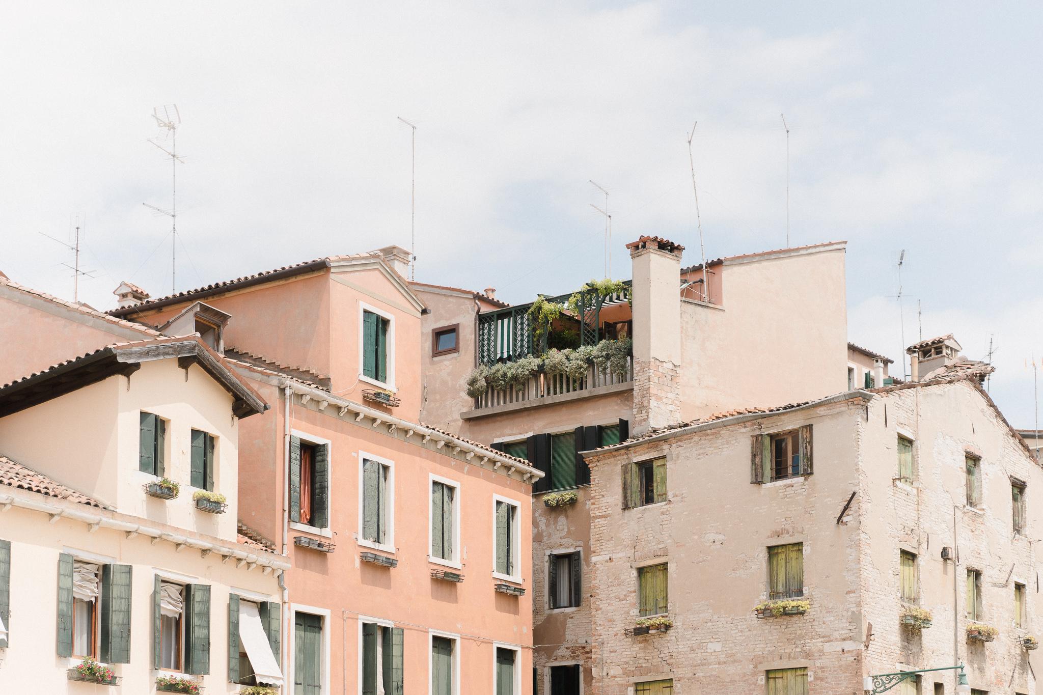 Venice, Italy - June 2016
