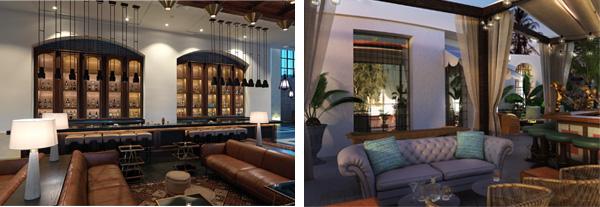 riviera maya unico interiors smart, sophisticated relaxed