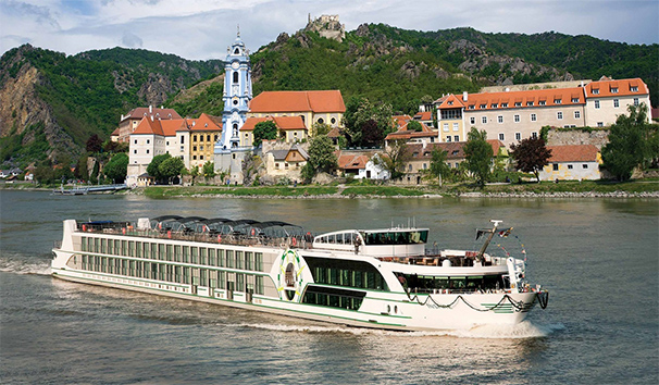 river cruises can be like a floating hotel