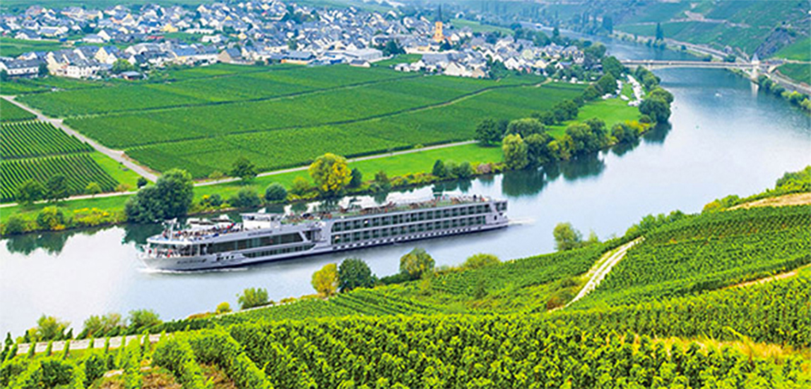 european river cruise for incentives