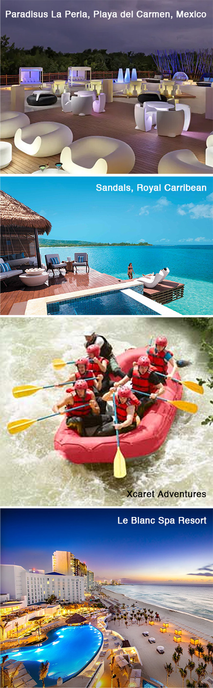 many activities for guests if theyt want to go off the premises all-inclusive resorts
