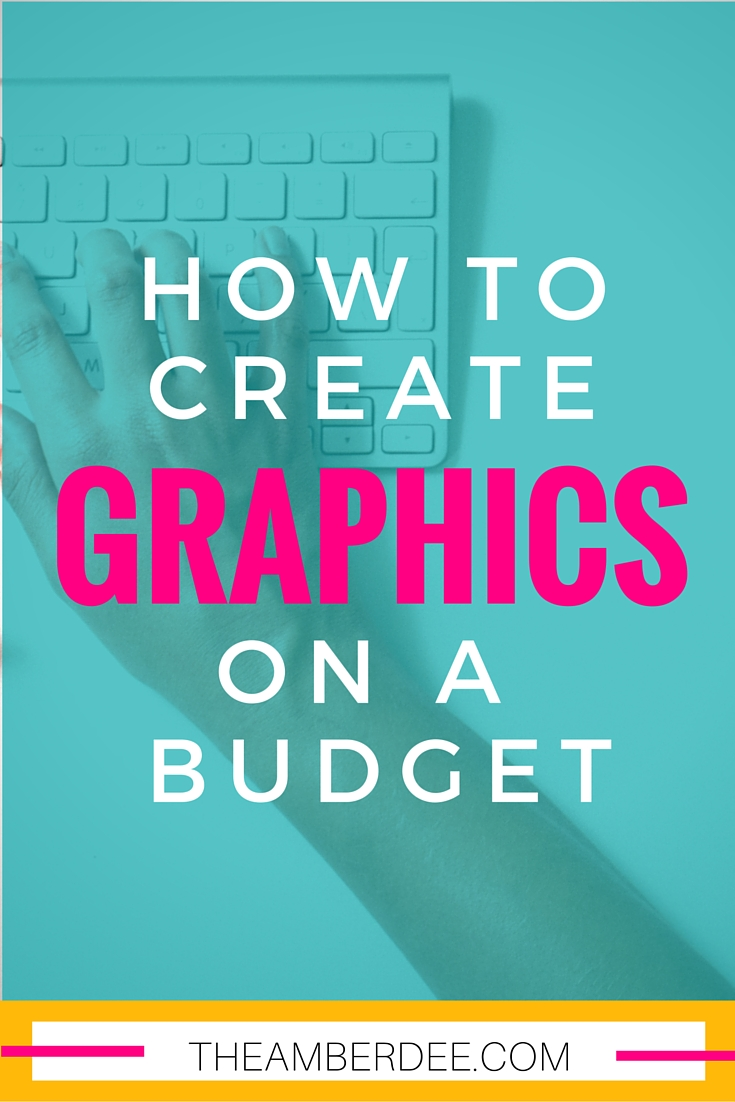 Are you afraid that you might need a costly app to create your graphics? no way!