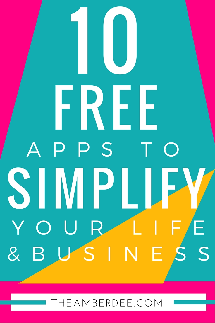 Looking for some small business mobile apps to simplify your life and your business? Look no further. I have the apps right here. Click through to read.