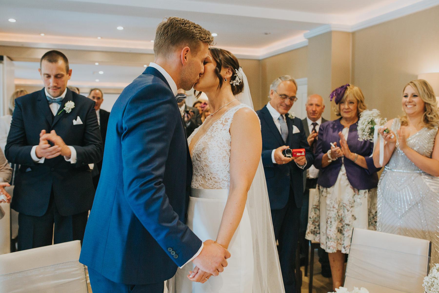 Richmond London Wedding Photographer--bride groom getting married-CRL-171.jpg
