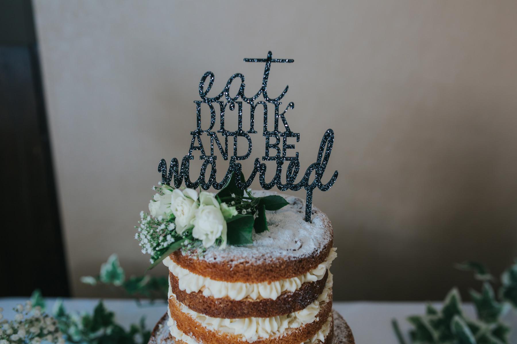 CRL-263-The Bingham wedding Richmond-naked cake mr mrs cake topper  cheese wedding cake.jpg