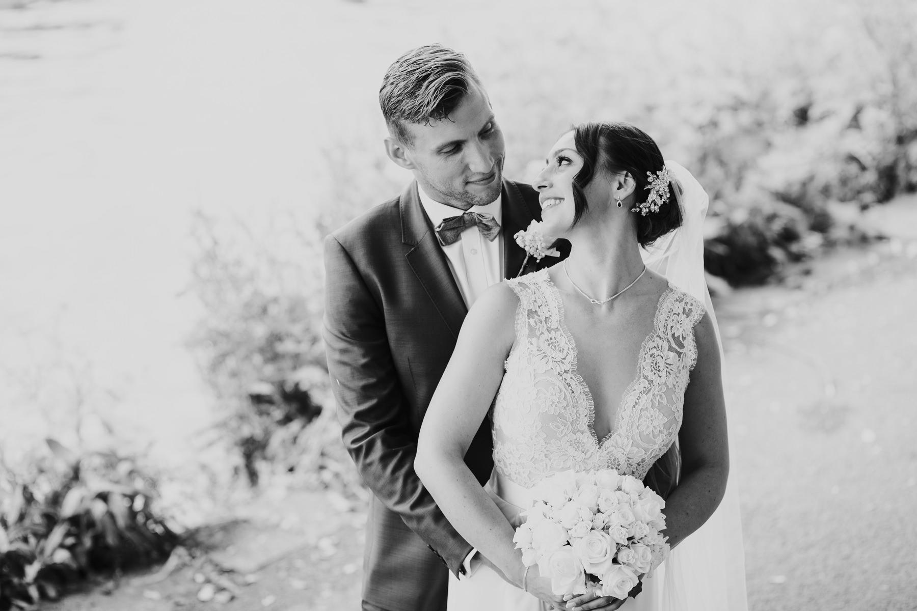 CRL-418-The Bingham wedding Richmond-Claire Rob bridal couple portraits on Thamespath.jpg
