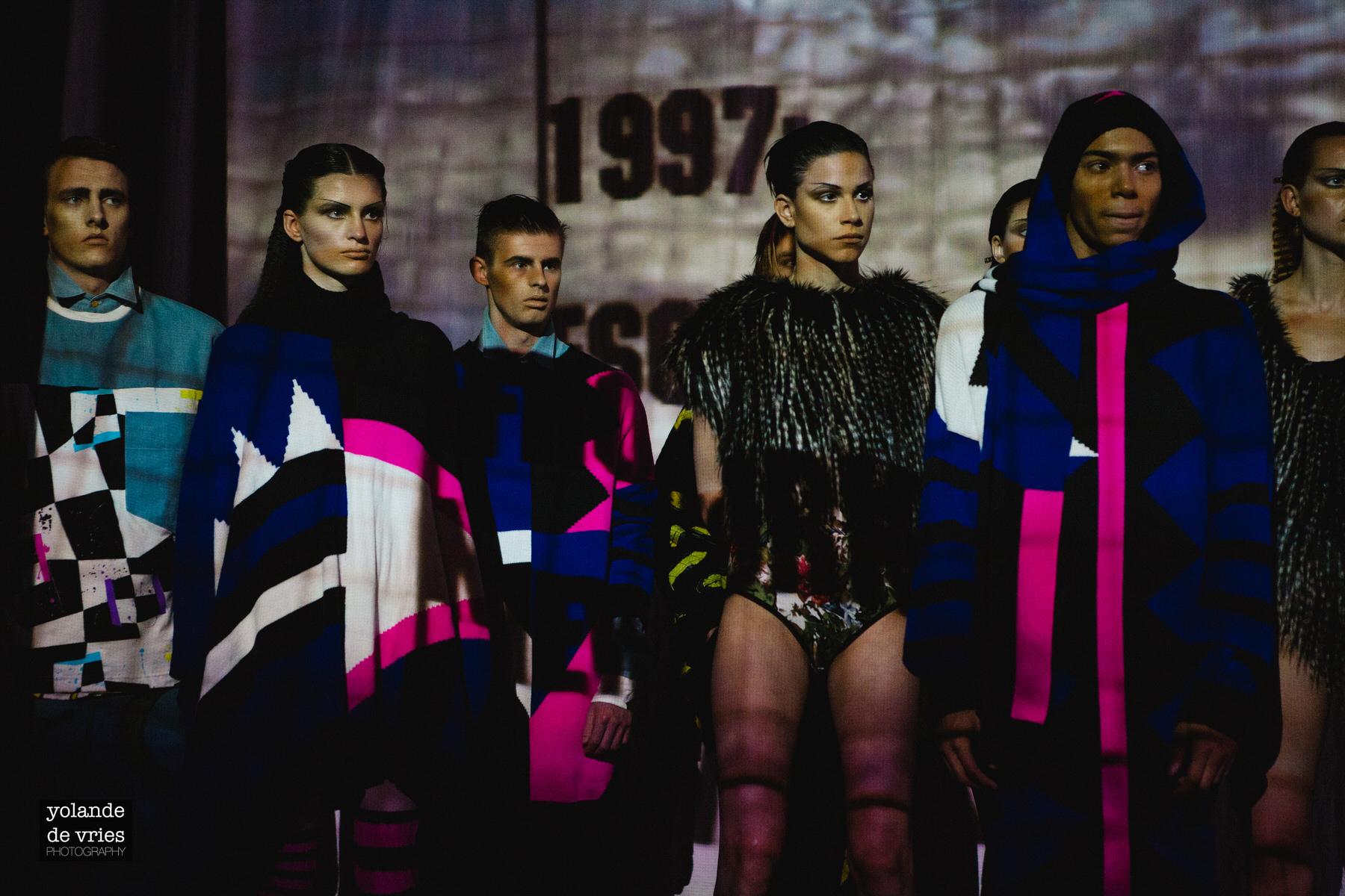 Horace AW11 fashion presentation Hospital Club London