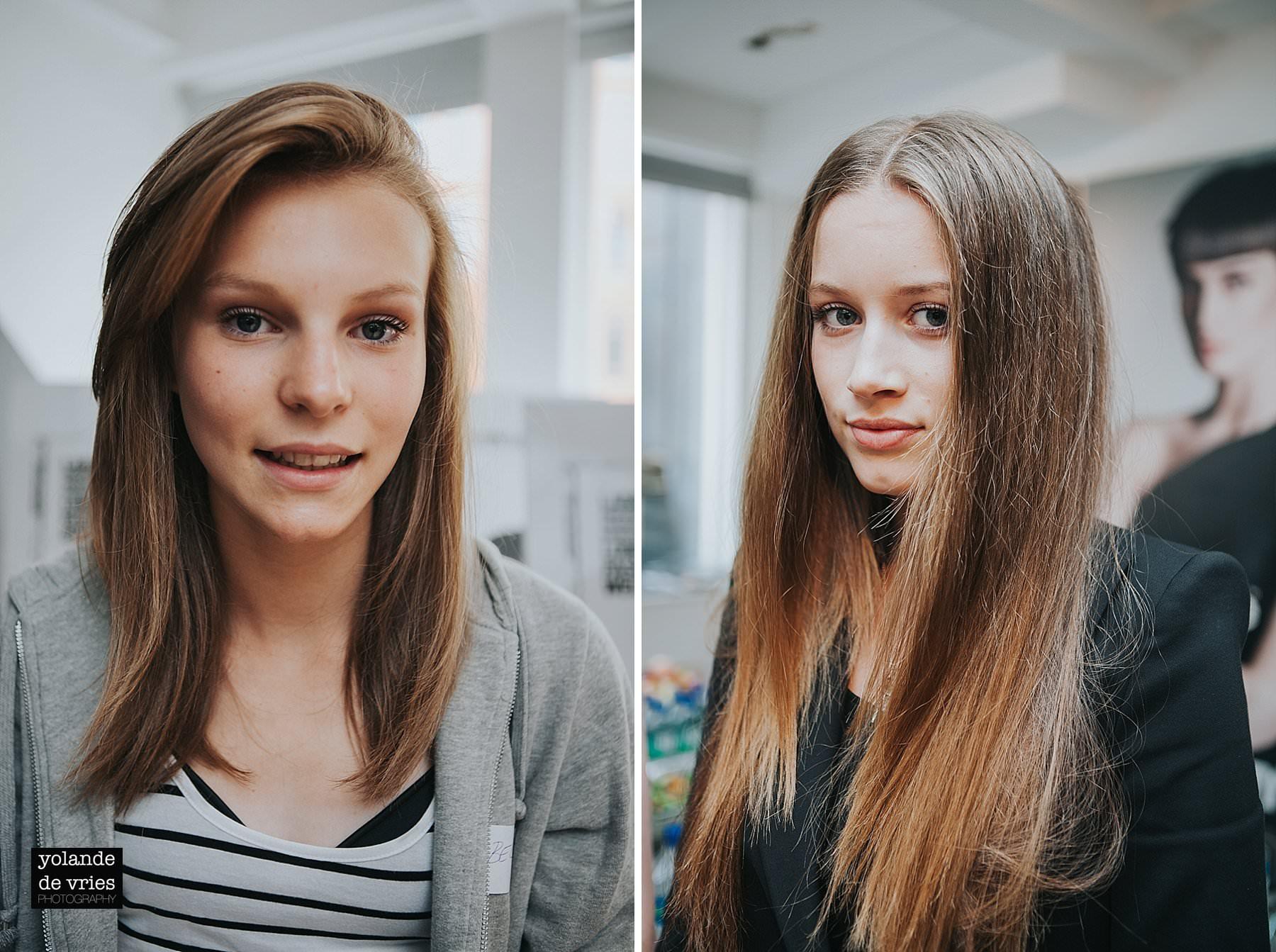modelling headshot photographer London