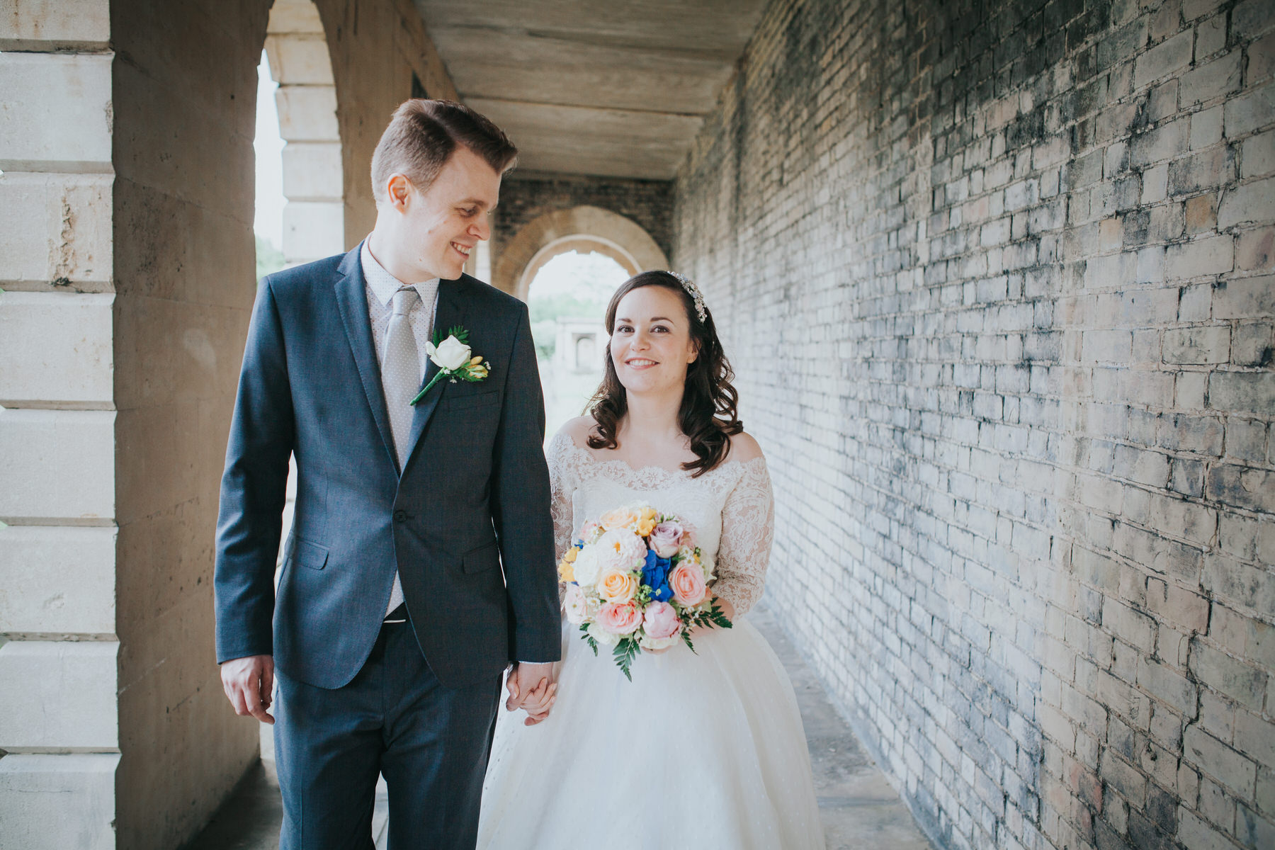 122-groom bride wedding portraits Brompton Cemetery_.jpg