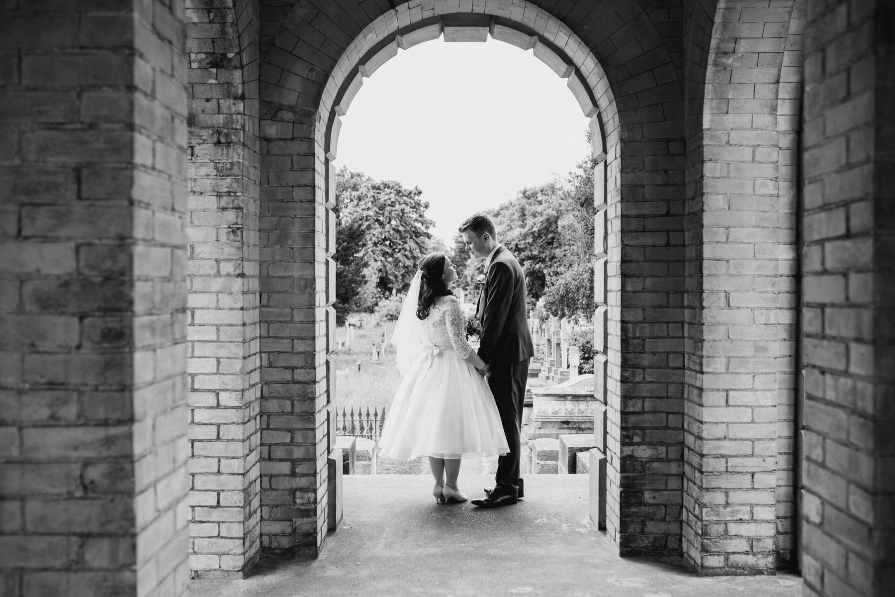 124-groom bride wedding portraits Brompton Cemetery_.jpg