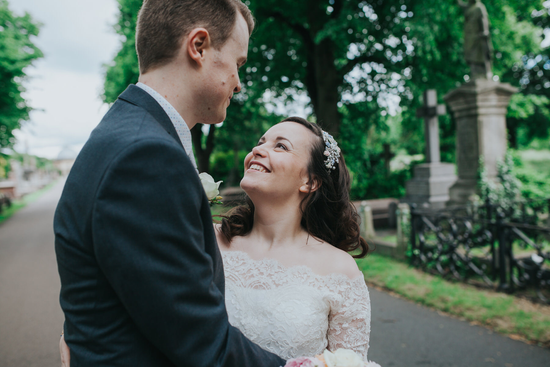 155 groom bride wedding portraits Brompton Cemetery.jpg