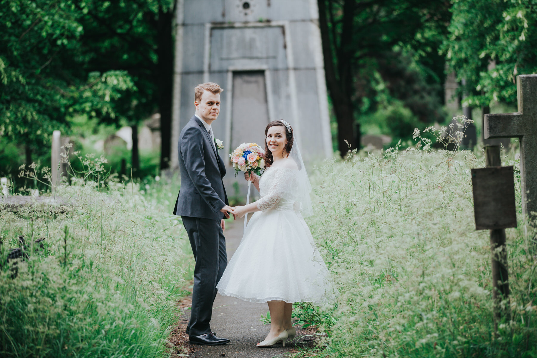 176 groom bride wedding portraits Brompton Cemetery.jpg