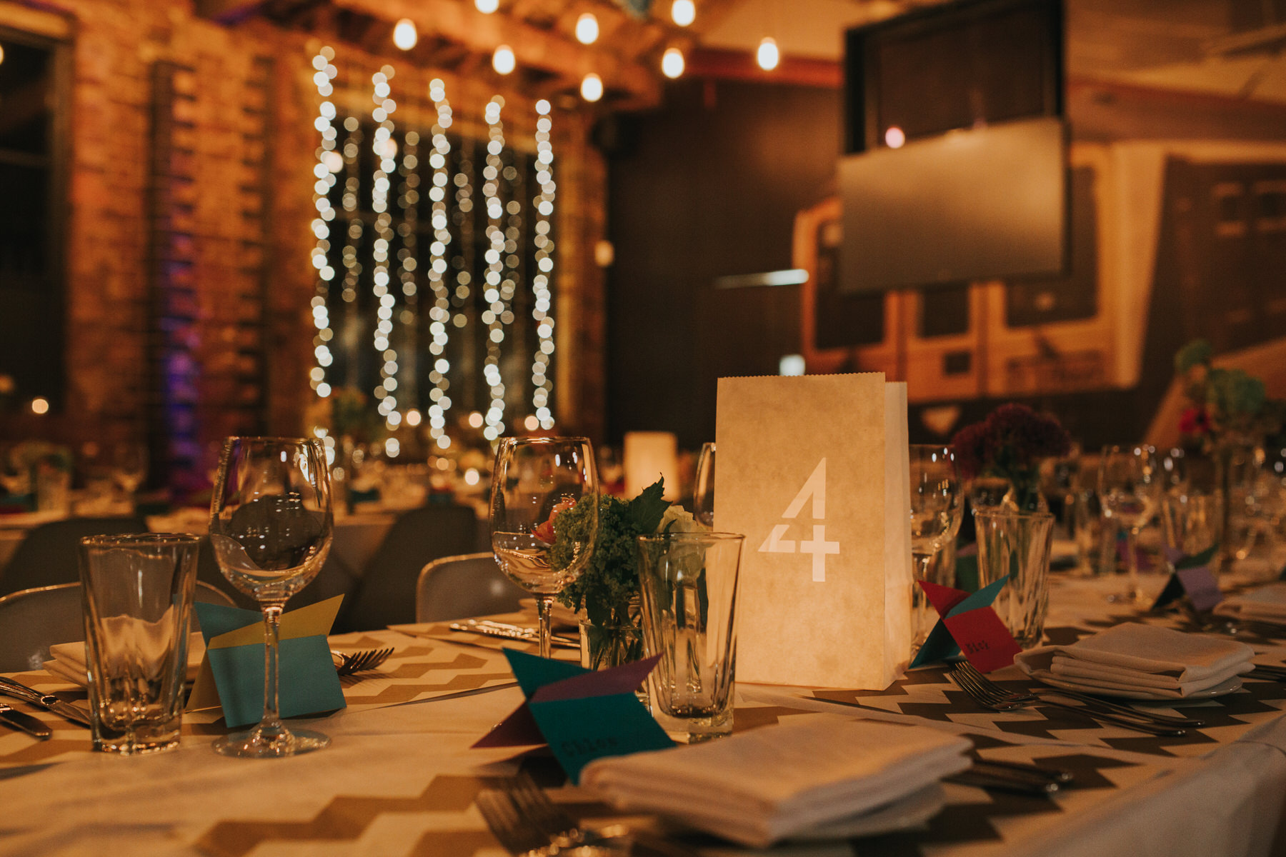 141-St Chads Place wedding urban warehouse fairylights table.jpg