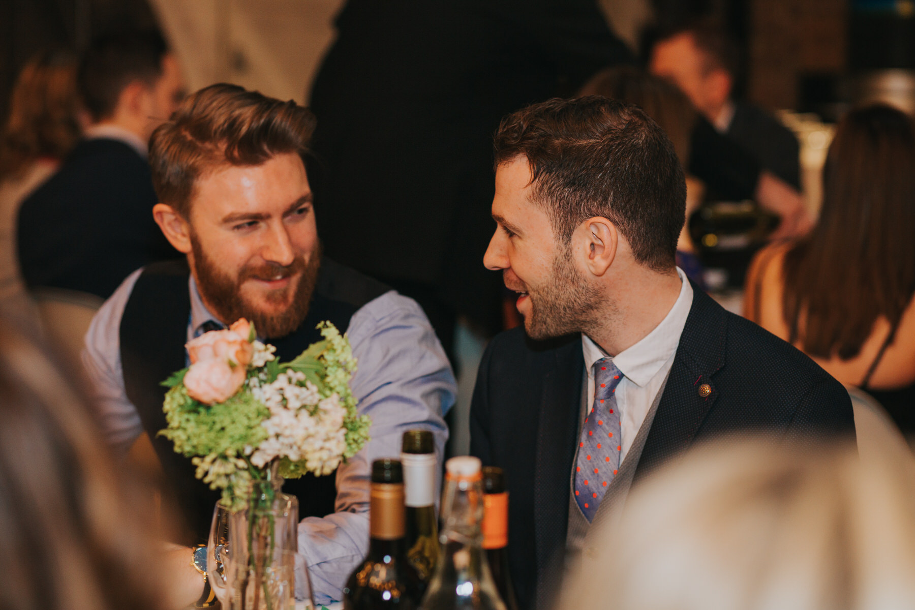 163-St Chads Place groomsmen during dinner service relaxed photos.jpg