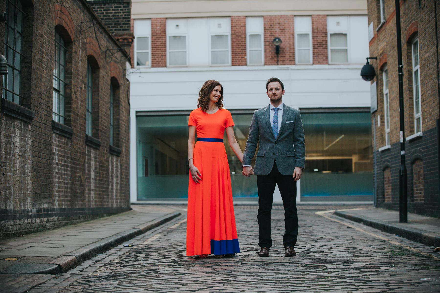 103-alternative couple wedding portraits London.jpg