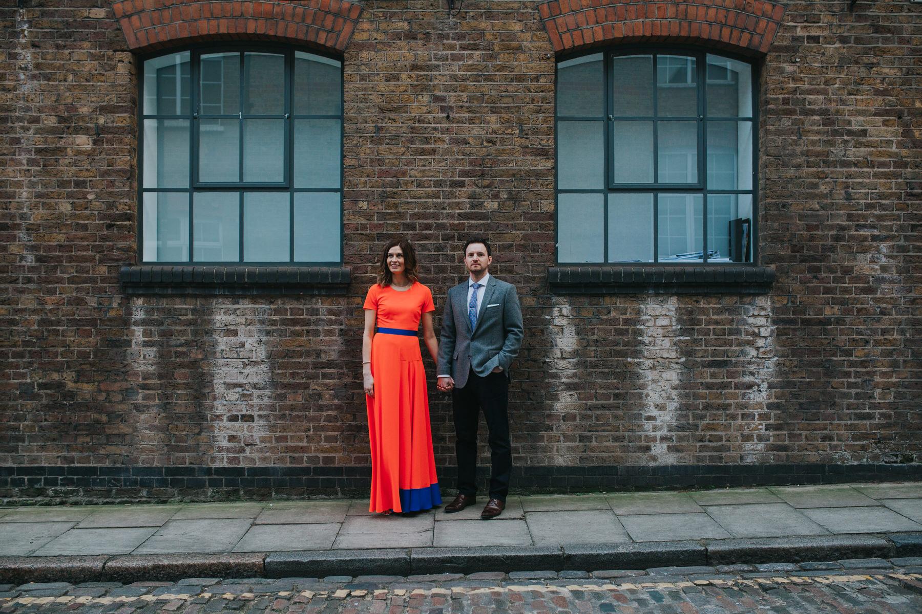 108-St Chads Place gritty urban couple wedding portraits.jpg