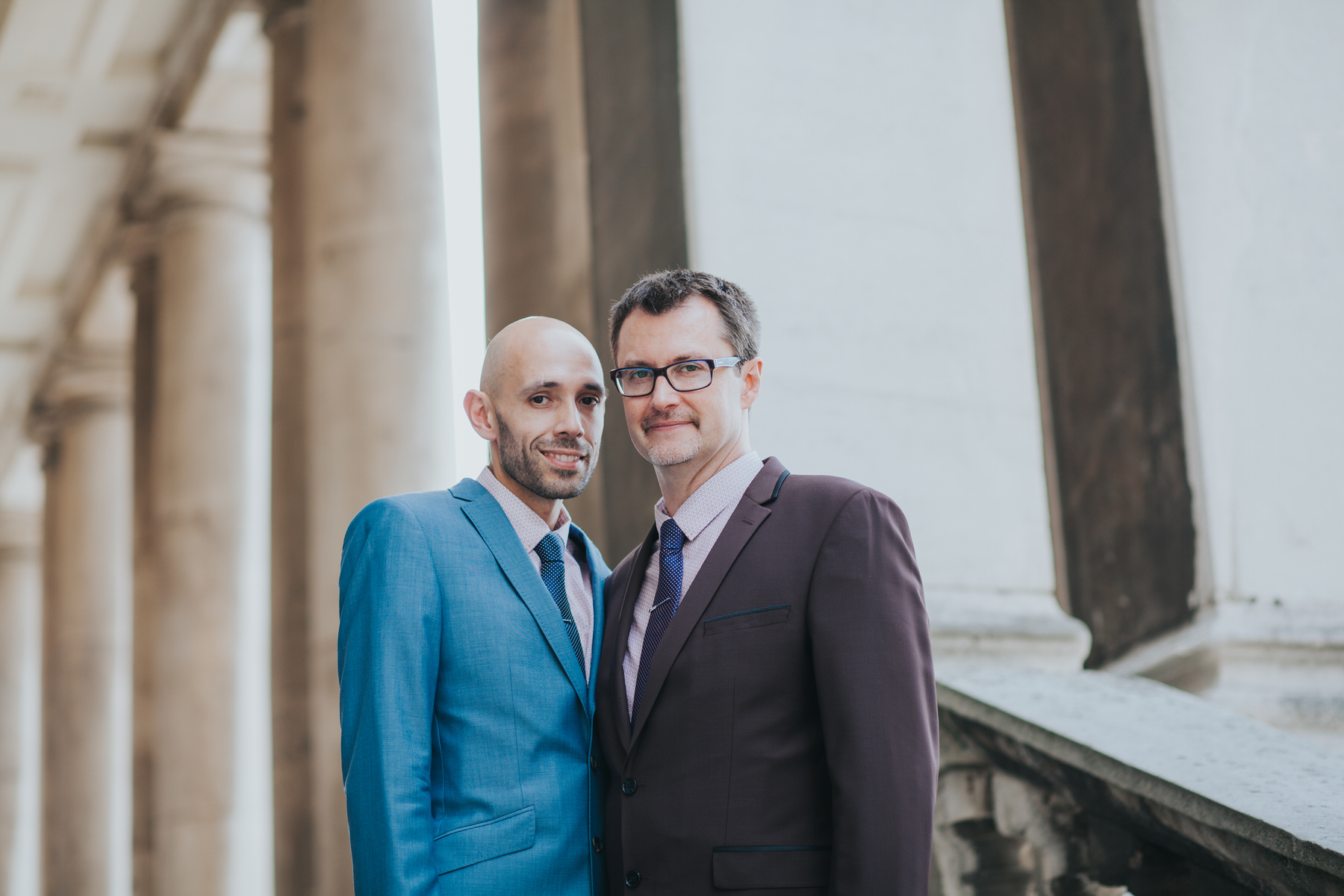 109 LBGT couple wedding portraits Greenwich.jpg