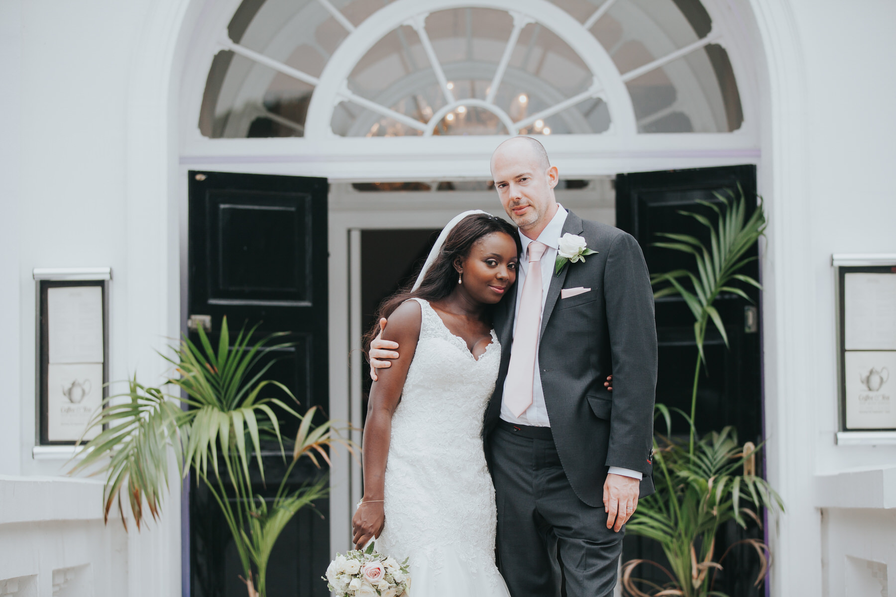 163-Belair House Dulwich groom bride wedding portraits.jpg