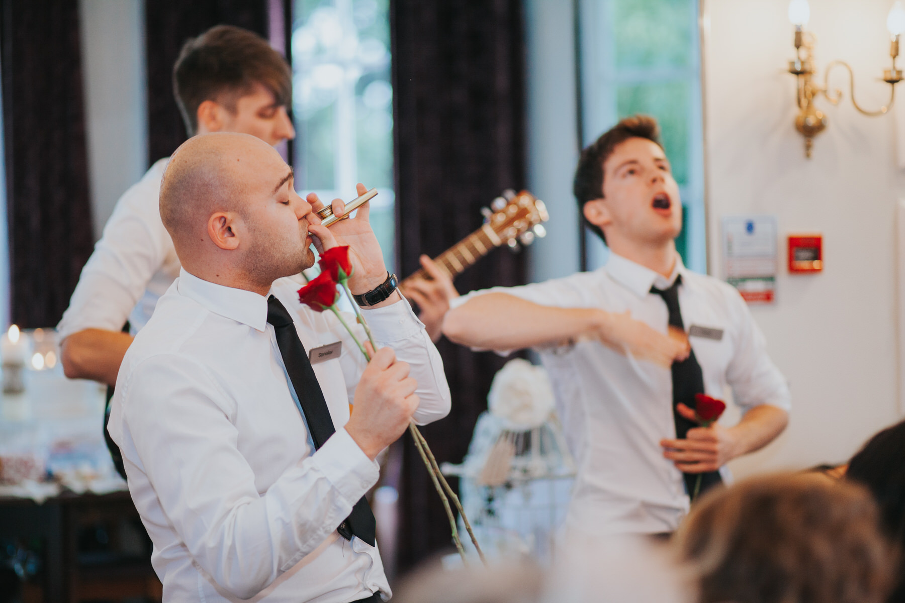 263 Belair House singing waiters wedding entertainment.jpg