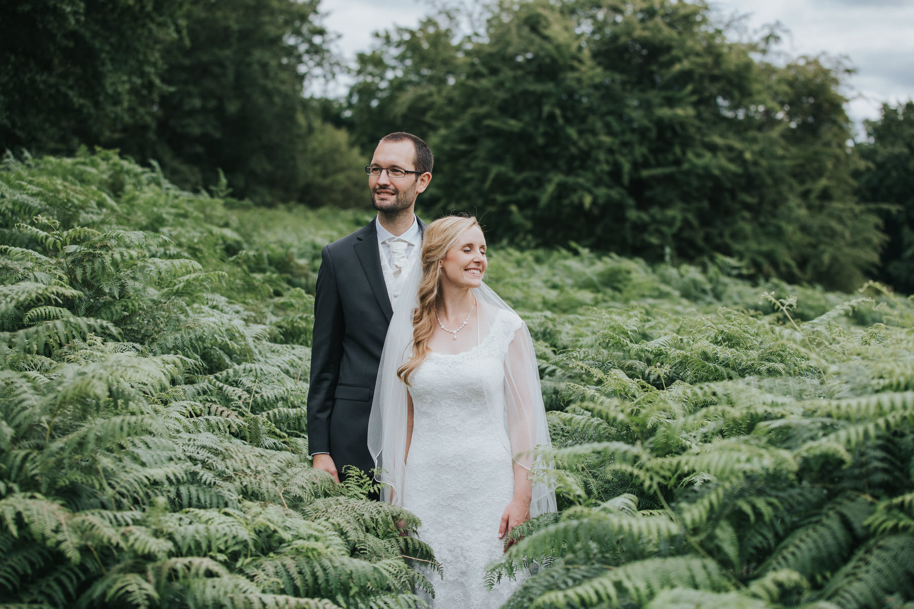 LAURA & ALEX - It was a pleasure having you as our photographer, you're very talented and so professional, it's been so nice to work with you. The engagement photos are gorgeous too – two sets of wonderful pictures to enjoy.