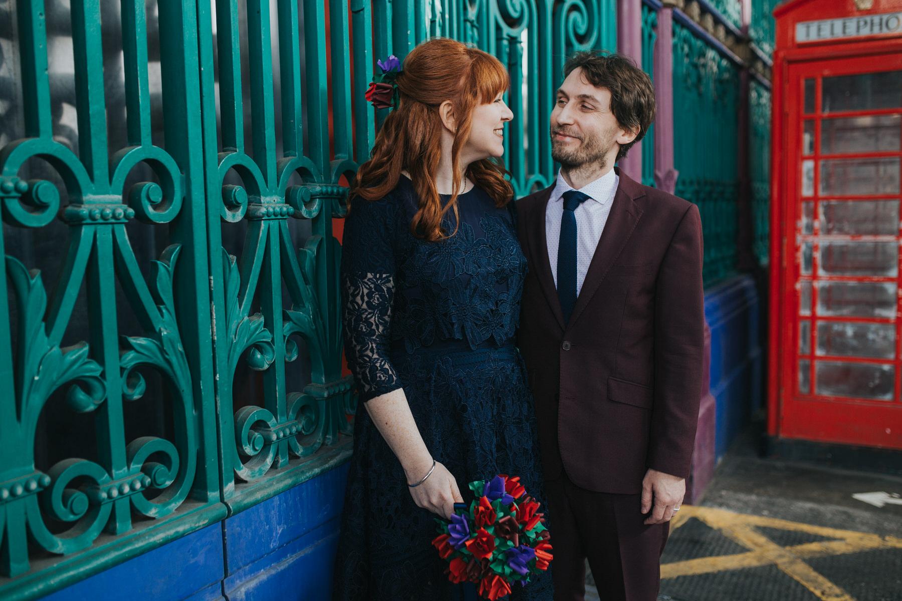 34 Smithfields Wedding colourful non-conforming couple.jpg