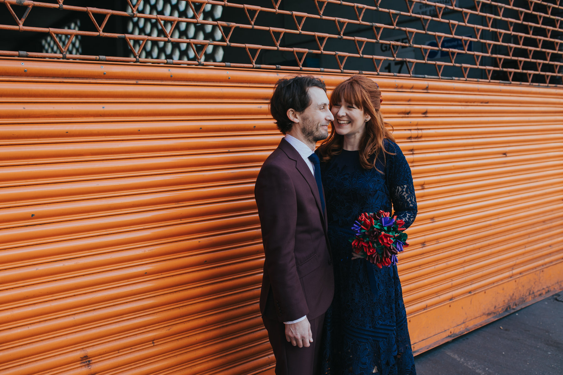 112 quirky London bride wore blue wedding dress.jpg