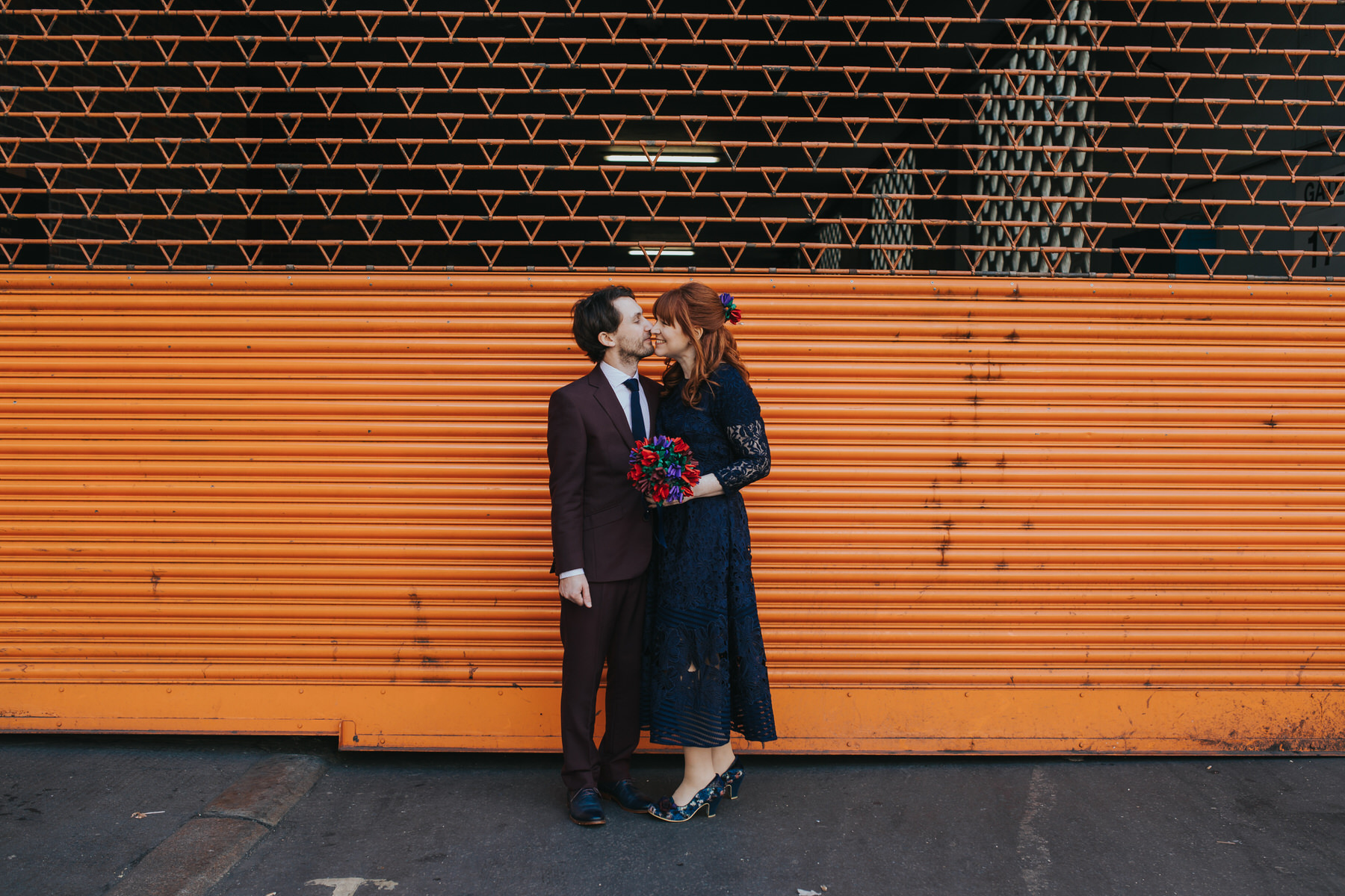 109 quirky couple just married Smithfields.jpg