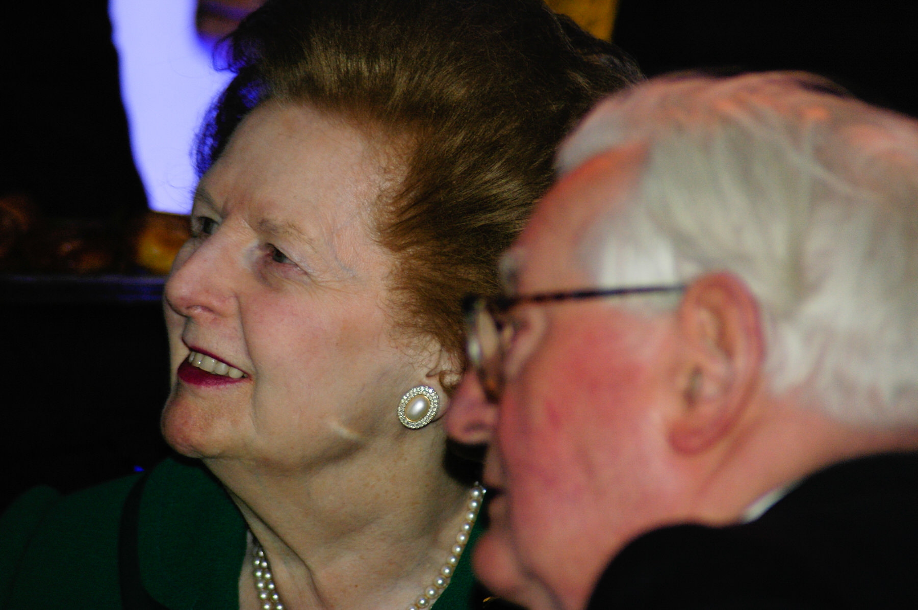 7-Dame Vera Lynn 90th birthday Imperial war Museum Margaret Thatcher.jpg