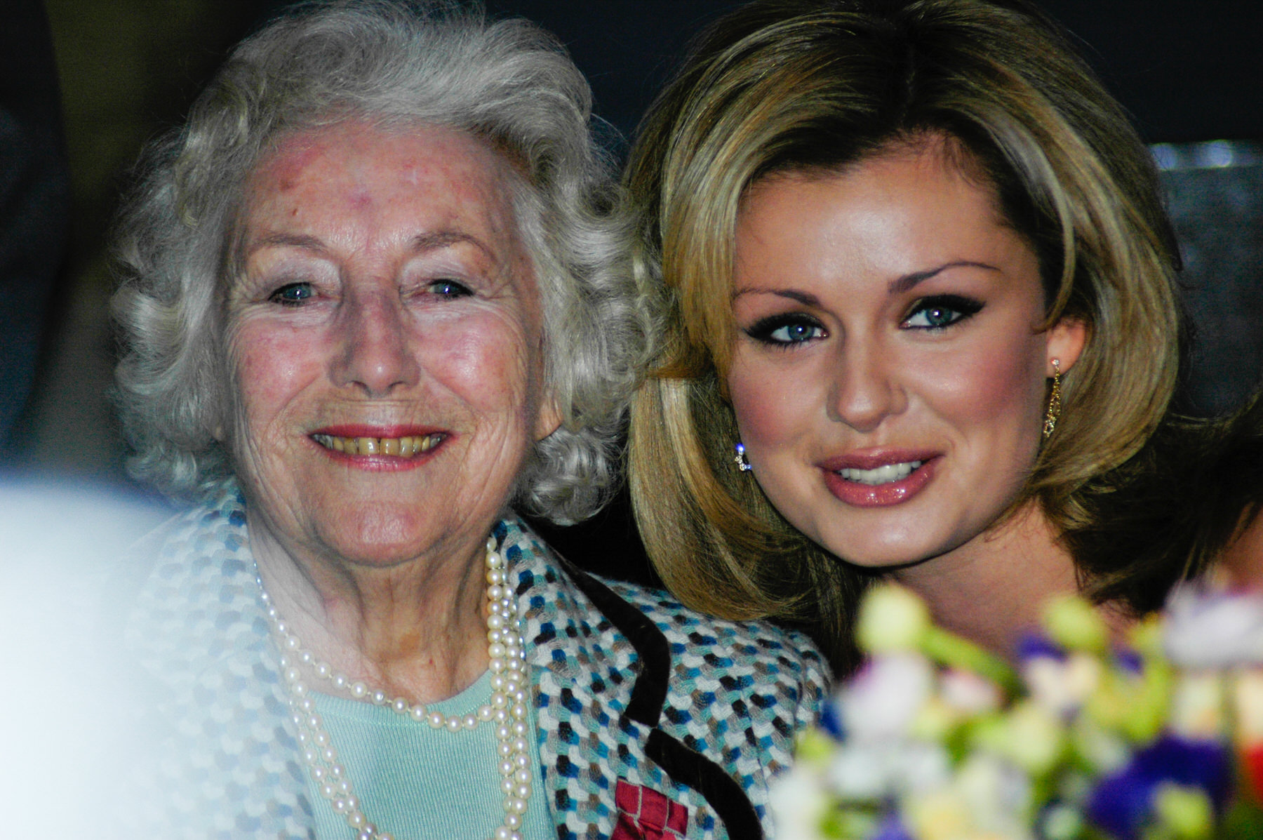 10-Dame Vera Lynn 90th birthday Imperial war Museum Katherine Jenkins.jpg