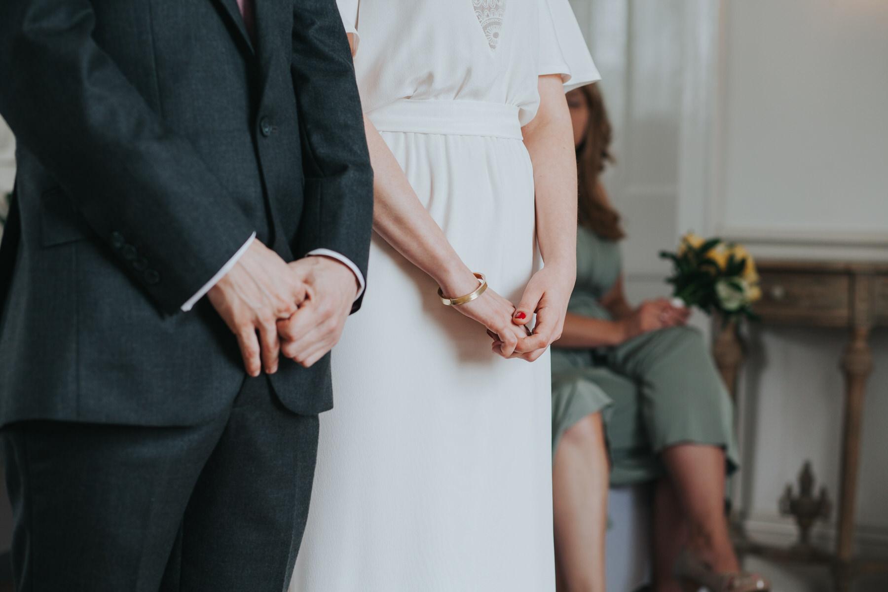 97 alternative London bridal couple hand gestures.jpg