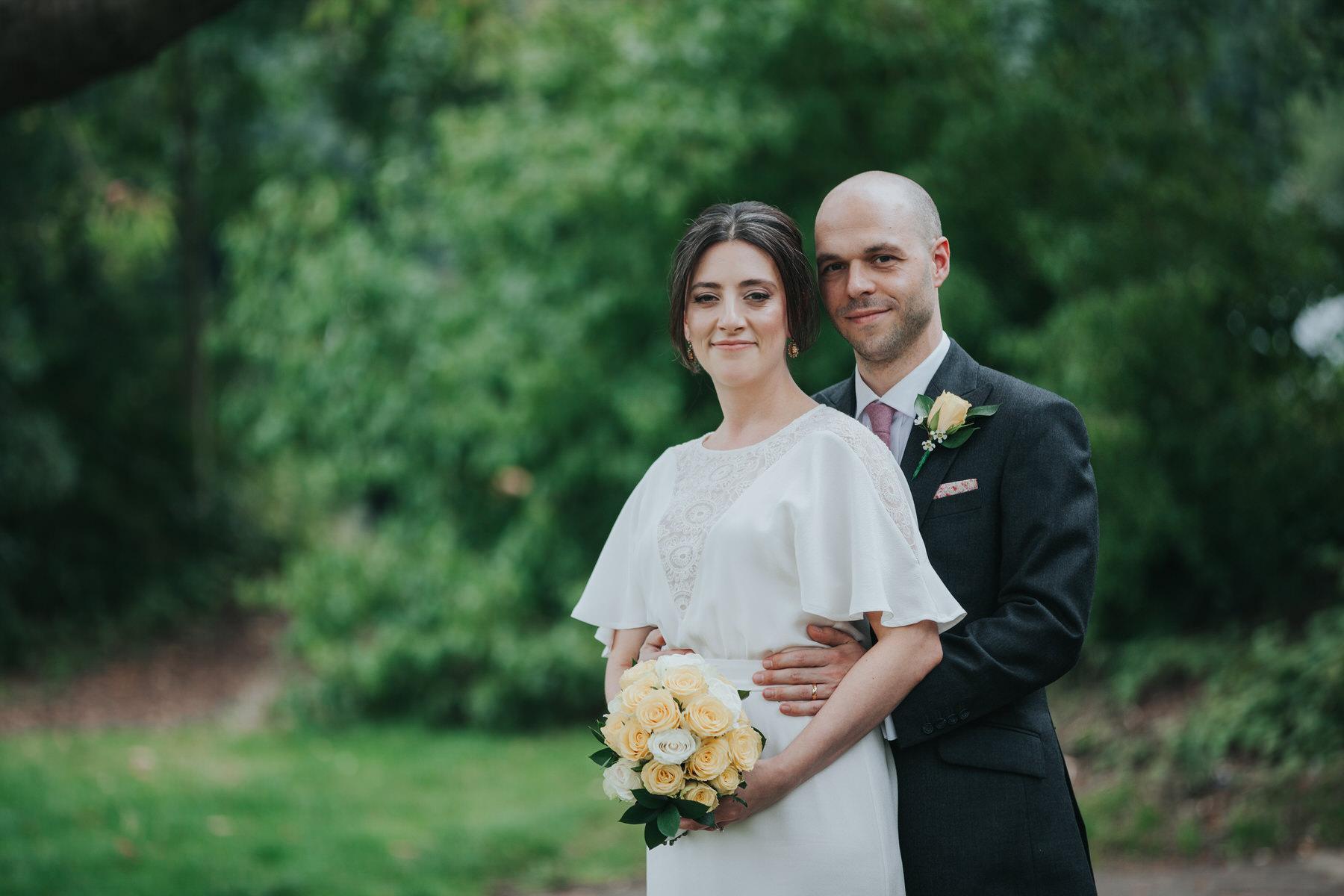 138 classic wedding portrait Belair House bride groom.jpg