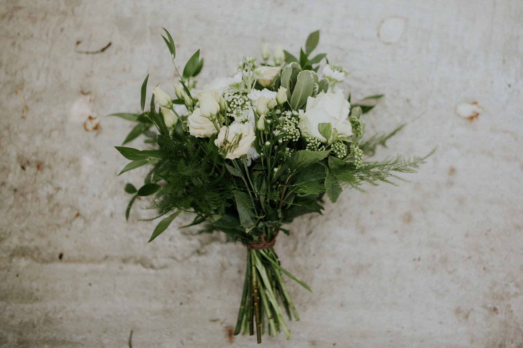 2 wild flower white rose wedding bouquet photo.jpg