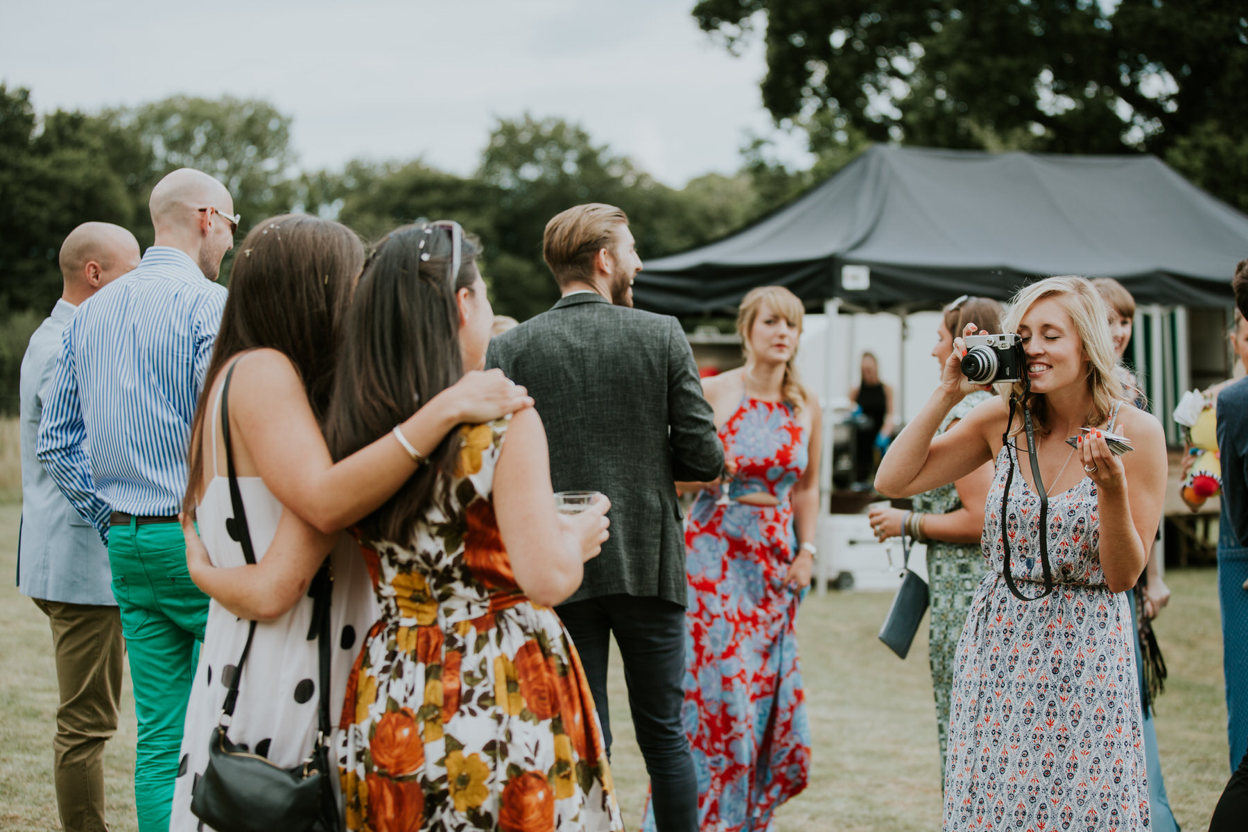 95 wedding guests enjoying themselves Paper Mill Kent.jpg