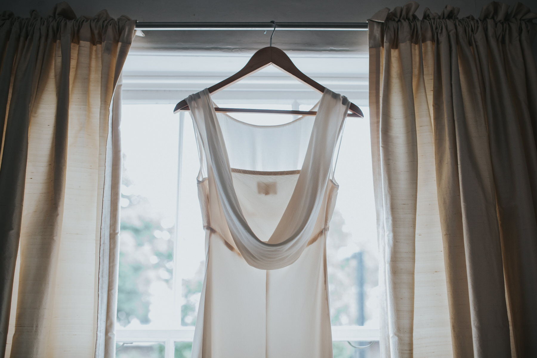 24 Ghost wedding dress silhouette Yolande De Vries Photography.jpg