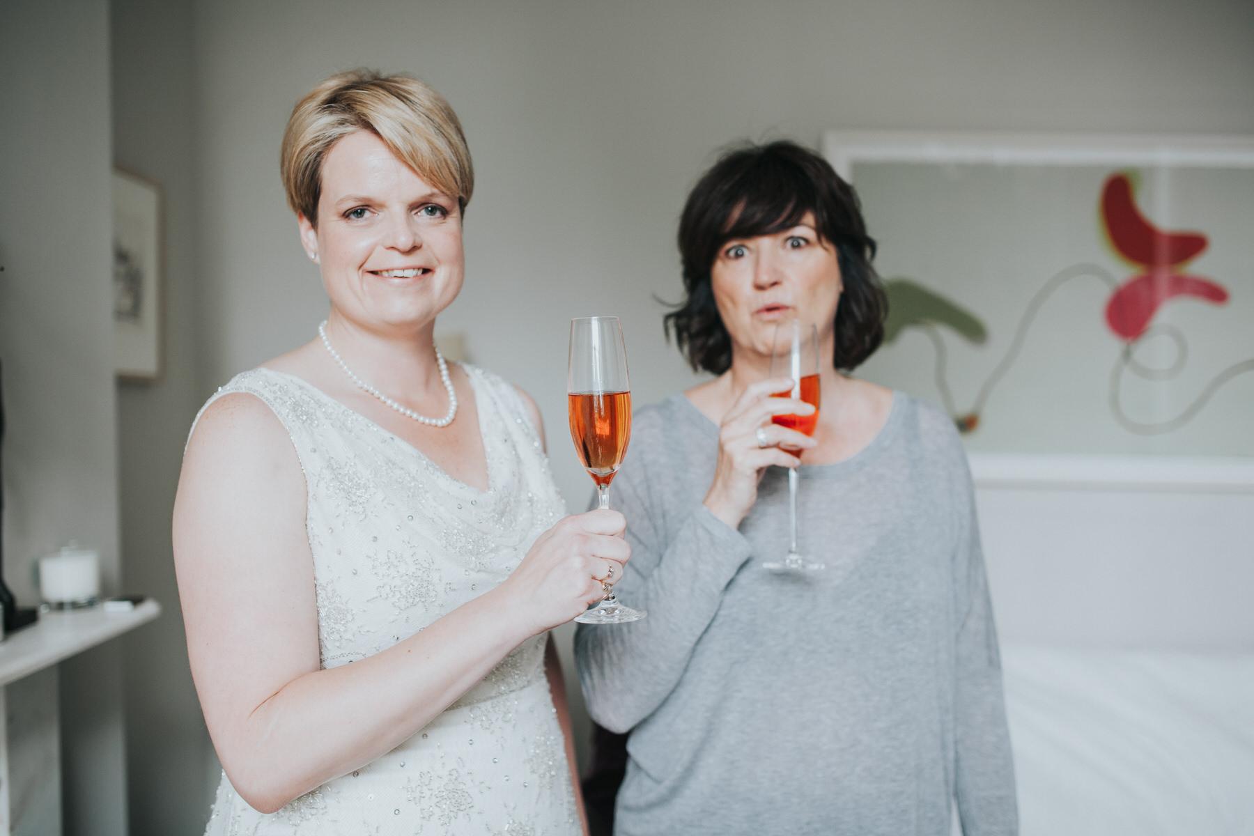 40 wedding toast pink bubbly bridal prep.jpg
