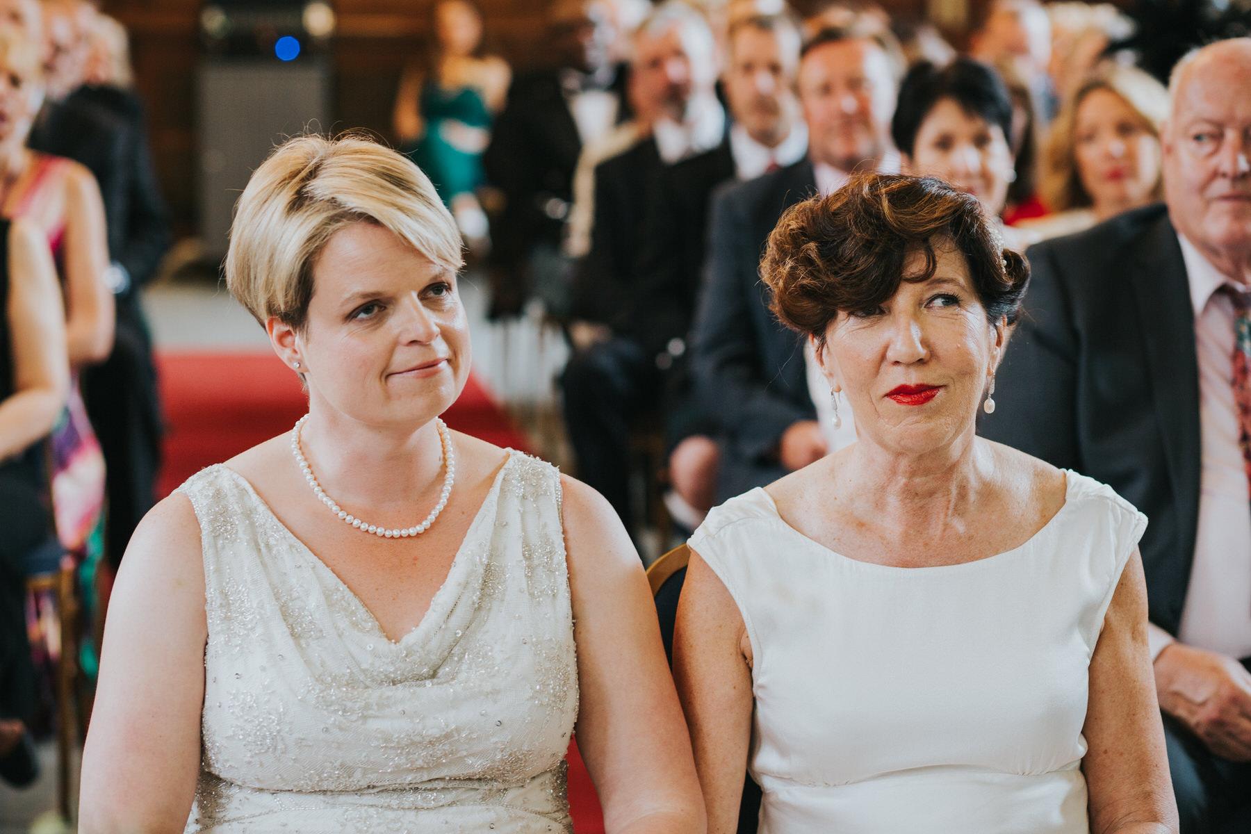93 Finsbury Town Hall wedding ceremony two brides.jpg