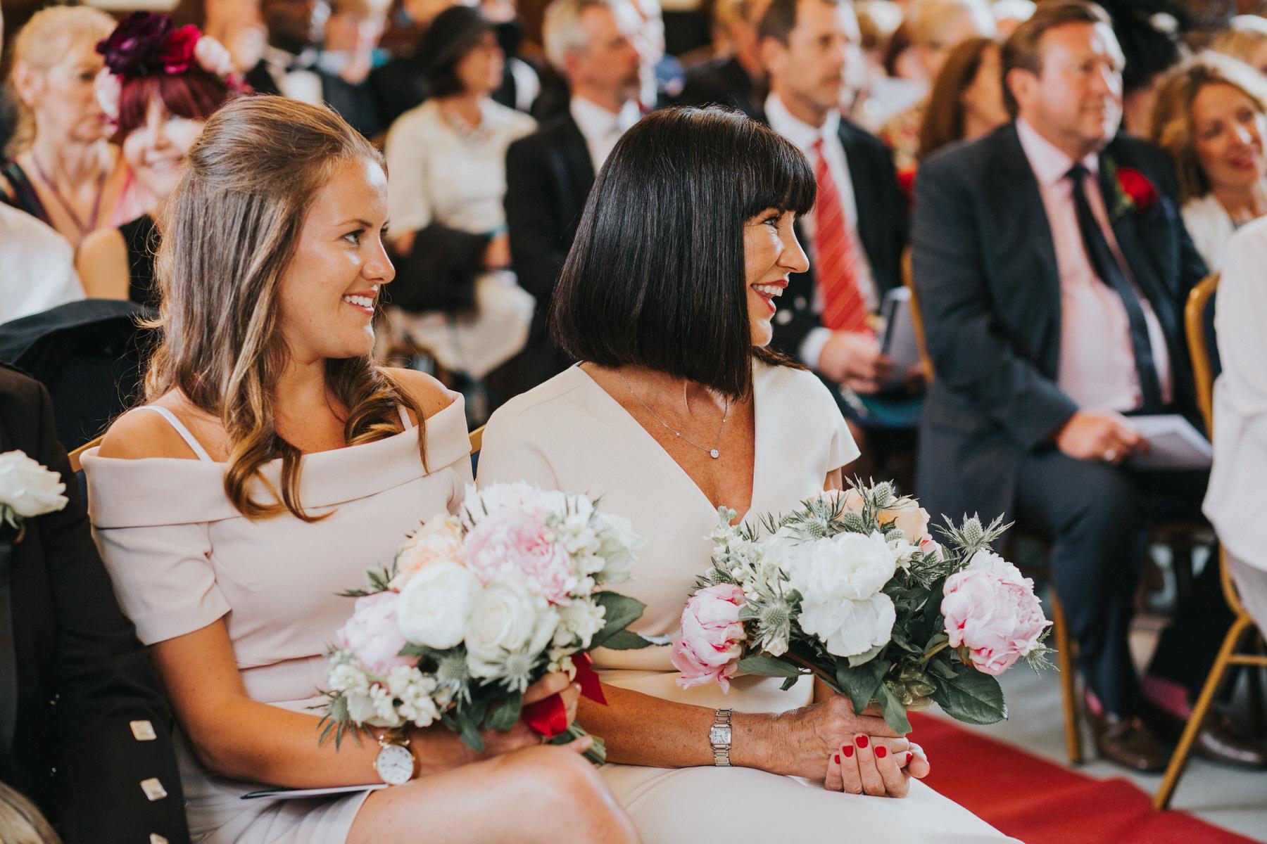94 bridesmaids Finsbury Town Hall wedding ceremony.jpg